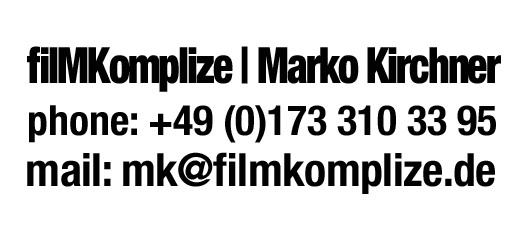 filMKomplize Kameramann Berlin cameraman berlin